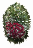 Купить венок на похороны в Москве | Ритуальные венки